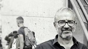 Der syrische Dichter Hussein Bin Hamza. Foto: Privat
