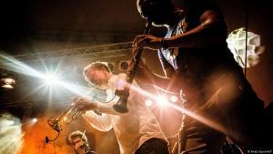 Konzert der Morgenland All Star Band; Foto: Andy Spyra/laif