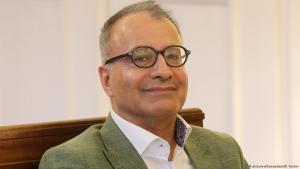 Der iranische Schriftsteller Amir Hassan Cheheltan; Foto: picture-alliance/dpa/W.Kumm