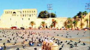 """Blick auf die Altstadt von Tripolis, Libyen; Quelle: Facebook/""""Corners of Tripoli"""""""
