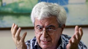 Der libanesische  Schriftsteller und Kritiker Elias Khoury - Foto: picture-alliance/AP Photo/B. Hussein