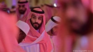 Saudi-Arabiens Kronprinz Mohammed bin Salman; Foto: Getty Images/AFP