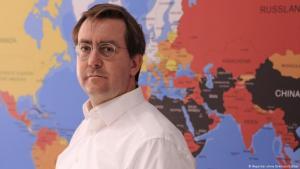 Christian Mihr, Geschäftsführer von Reporter ohne Grenzen Deutschland; Foto: Reporter ohne Grenzen/Schler