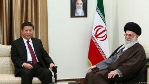 Partnerschaft zwischen Iran und China: Iran China Xi Jinping Ali Khamenei (ana.press)