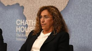 Die saudische Sozialanthropologin Madawi al-Rasheed; Quelle: Wikimedia/Chatham House