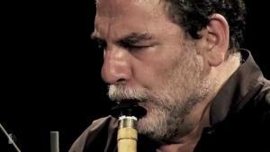 Der Musiker und Ney-Spieler Kudsi Ergüner; Quelle: YouTube