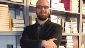 Der US-amerikanische Autor Michael Muhammad Knight; Foto: privat