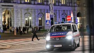 Österreich Anschlag in Wien (Herbert Neubauer/APA/picture alliance)