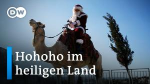Der Weihnachtsmann von Jerusalem - Hohoho im Heiligen Land