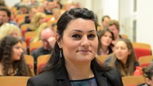 Lamya Kaddor ist Islamwissenschaftlerin, Islamische Religionspädagogin und Publizistin. Foto: Fachhochschule Münster