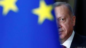 Symbolbild. EU und die Türkei. Die Staats- und Regierungschefs der EU kommen am 10. und 11. Dezember zum Gipfel in Brüssel zusammen. Bei dem Treffen sollen auch mögliche Sanktionen gegen die Türkei wegen der umstrittenen Erdgassuche im östlichen Mittelmeer diskutiert werden. Foto: Reuters