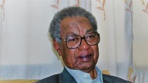 Tayeb Salih (1929 - 2009), zählt zu den größten sudanesischen Autoren des zwanzigsten Jahrhunderts (Foto: Getty Images/AFP/Ashraf Shazly
