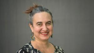 Kunsthistorikerin Wendy Shaw. (Foto: Bernd Wannenmacher)