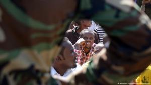 Somalia Sicherheitslage Französischer Agent wird ermordet; Foto: Mohammed Abdiwahab/AFP/Getty Images