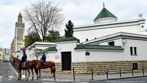 Die Große Pariser Moschee zählt zu den wichtigsten islamischen Gotteshäusern Frankreichs; Foto: Ait Adjedjour Karim/Avenir pictures/picture alliance