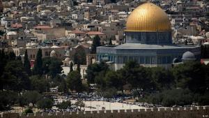 Der Tempelberg in Jerusalem (Foto: Getty Images/AP)