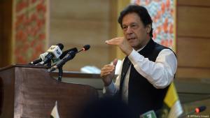 Paksitan Premierminister Imran Khan. Foto: AFP/ Getty Images