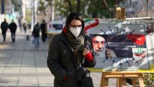 Der Iran steht vor einer wichtigen Präsidentenwahl. Foto: Fatemeh Bahrami/AA/picture alliance