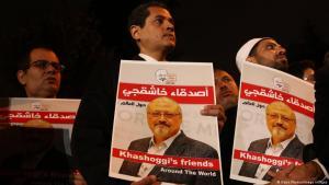 Türkei Demonstration für Jamal Khashoggi; Foto: Depo Photos/imago images
