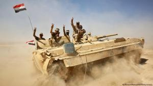 Irakische Soldaten im Zentrum der Stadt Tal Afar (Foto: Ahmad al-Rubaye/AFP/Getty Images)