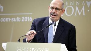 Der ägyptische Friedensnobelpreisträger Mohammed El Baradei. (Foto: Getty Images)