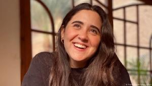 Nour Emam aus Ägypten leitet Online-Aufklärungskurse und unterhält einen Instragram-Kanal unter dem Namen thisismotherbeing für Frauen aus dem Nahen Osten. (Foto: Instagram-thisismotherbeing)