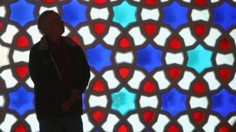 Symbolbild Moschee Innenansicht; Foto: Getty Images