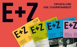 Logo E + Z