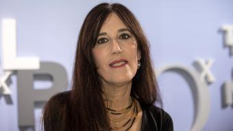 Die israelische Schriftstellerin Zeruya Shalev; Foto: picture alliance/Sven Simon/A. Waelischmiller
