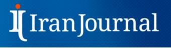 Logo: Iran Journal