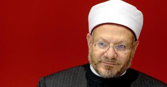 Großmufti Shawki Allam  Foto: dpa