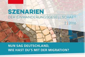 Teaserbild Themenportal Flucht, Migration, Integration, Quelle: FES