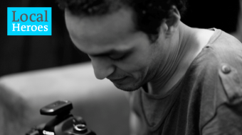 Kampagne Freedom Of Shawkan Mahmoud Abou Zeid; Quelle: Freedom Of Shawkan campaign