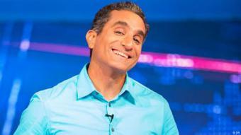 Der ägyptische Satiriker Bassem Youssef; Foto: DW