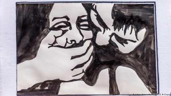 Symbolbild Vergewaltigungen; Quelle: picture-alliance