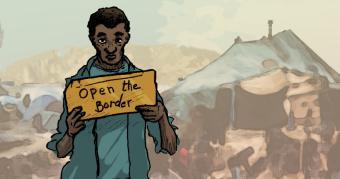 """Logo Arte: Ein neuer """"Dschungel"""" an der italienisch-französischen Grenze"""