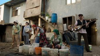 Die türkische Band Baba Zula; Foto: Alper Ertug