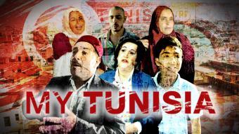 "Al-Jazeera-Porträtserie: ""My Tunisia""; Quelle: Al-Jazeera"