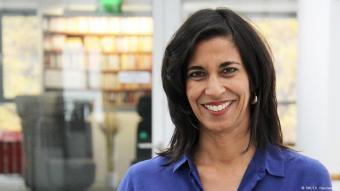 """Sheila Mysorekar ist Vorsitzende des Vereins """"Neue Deutsche Medienmacher""""; Foto: DW"""