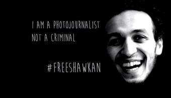 Foto der Kampagne #FreeShawkan