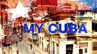 "Logo der Al-Jazeera-Serie ""My Cuba""; Quelle: Al-Jazeera"