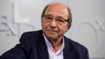 Der iranisch-deutsche Germanist, Autor und Iran-Experte Bahman Nirumand; Foto: dpa/Arno Burgi