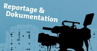 "Logo ARD-""Reportage & Dokumentation"""