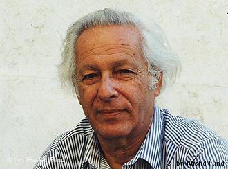 Der ägyptische Ökonom und Denker Samir Amin; Foto: Ibn Rushd Fund