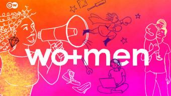 "Logo des Facebook-Kanals ""DW Women""; Quelle. DW"