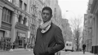 Sharif Abdel Kouddous von Mada Masr; Foto: privat