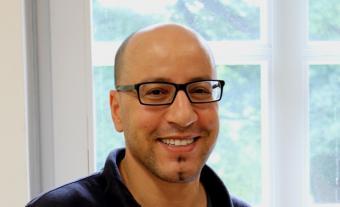 Mouez Khalfaoui, Professor für Islamisches Recht am Zentrum für Islamische Theologie (ZITh) in Tübingen. Foto: privat