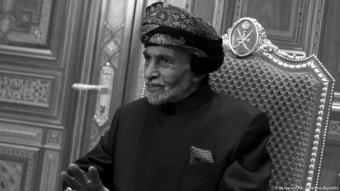 Der verstorbene omanische Sultan Kabus bin Said; Foto: Reuters