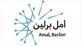 Logo Nachrichtenportal 'Amal Berlin'