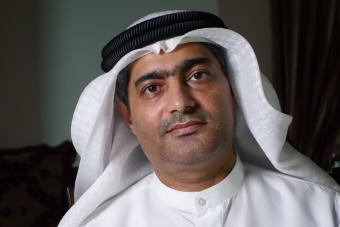 Ahmed Mansoor; Foto: © Martin Ennals Foundation